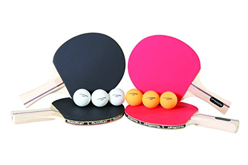 Buy Cheap Ping Pong Performance Four Player Table Tennis Set