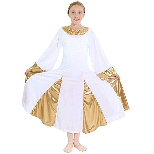 Danzcue - Vestido para niñas, Multi