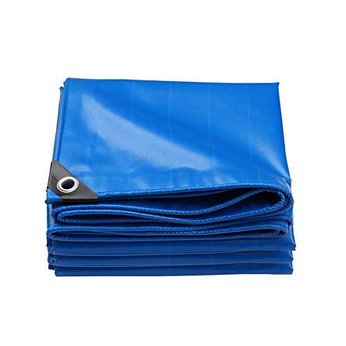 Cubierta De Lona Plateado//Negra /¡Para Cubrir Barcos Paquete De 2 Impermeable S/úper Ultra Resistente Lona Alquitranada Rv/'s O Piscinas! Caravanas