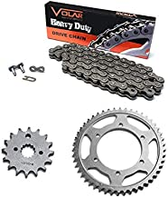 Volar Chain and Sprocket Kit - Heavy Duty for 1969-1978 Honda Z50 Mini Trail