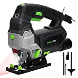 Jigsaw, GALAX PRO 6.7 Amp 3000 SPM Jig Saw Tool with Laser Guide, Max ±45°...