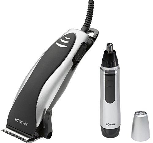 Bomann HSM 8007 NE CB Haarschneidemaschine und Nasenhaarentferner