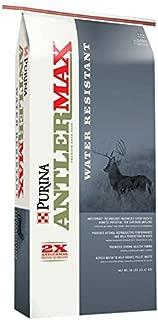 Onlinesupples.Pet Purina Mills Antlermax Water Shield Deer 20 50 lb.