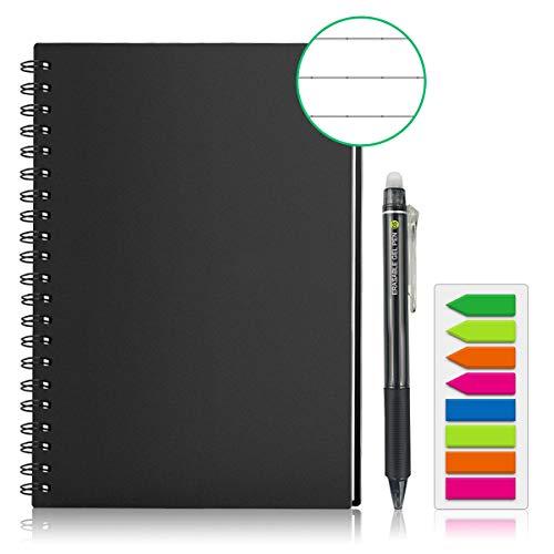 cuaderno borrable