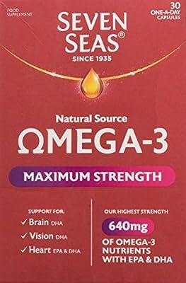 Seven Seas Maximum Strength Omega-3 from Seven Seas Ltd