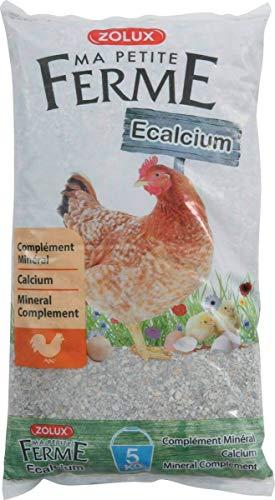 Zolux Aliment Complementaire Poules E-Calcium 5 kg