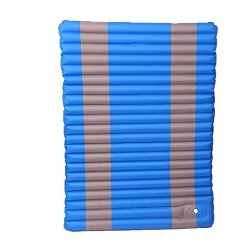 Pride S Luftmatratze, aufblasbar, für die Luft, mit Aufblasfunktion, für Doppelschlafen, feuchtigkeitsfest, matt, Verdickung, B