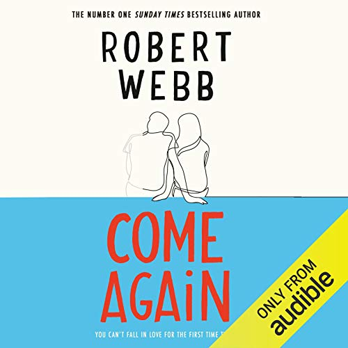 Come Again audiobook cover art