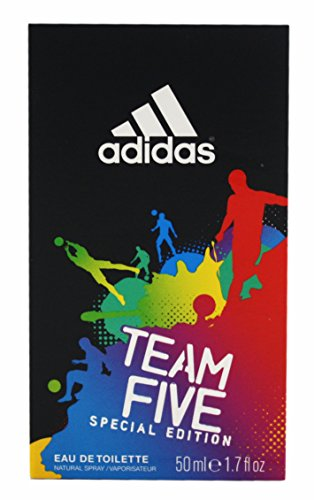Adidas Team Five Eau de toilette, spray, 50 ml