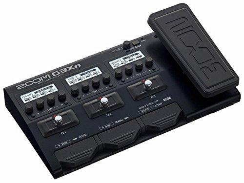 Zoom – G3Xn/IFS – pedaliera multieffetto, amp-simulator