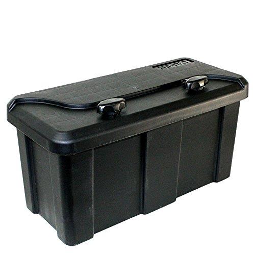 Daken BLACKIT 2 Werkzeugkasten Staubox Anhängerbox für Pkw Anhänger Pritsche
