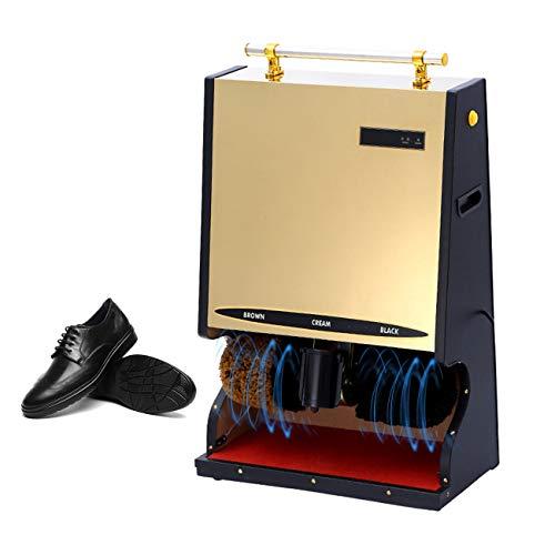 ZhiLianZhao Schuhputz-Maschine, Comfort Schuhputzer Schuh Poliermaschine, Pflege Der Schuhe, Geeignet für Die Eingangshalle des Hotels