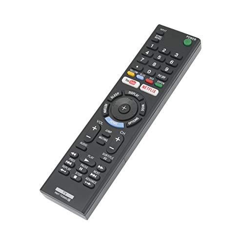 RMTTX300U RMT-TX300U Replacement Remote Control Work with Sony Smart 4K Ultra LED HDTV KD-43X720E KD-49X700E KD-49X720E KD-50X690E KD-55X700E KD55X720E KD60X690E KD70X690E