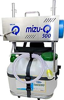 災害用浄水器 mizu-Q500 手動ポンプ式 地震水害 断水時に 日本製7年保証