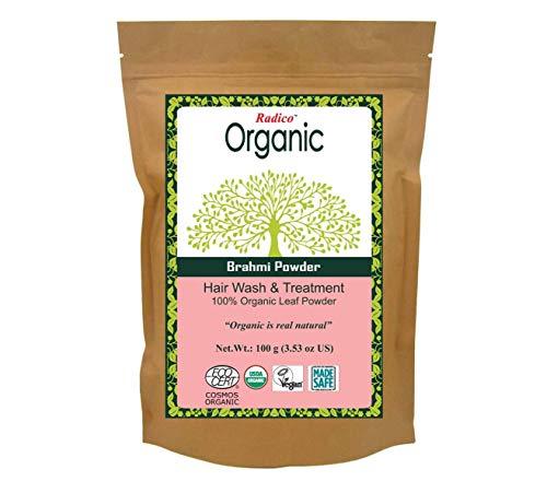 Radico Brahmi Leaf Powder (Organic, Vegan)