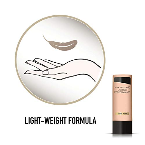 Lasting Performance Touch-Proof Foundation by Max Factor 102 Pastelle