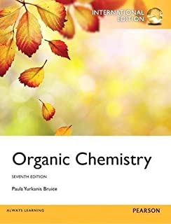 Organic Chemistry 7th (seventh) Edition by Bruice, Paula Y. published by Pearson (2013)