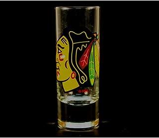 Chicago Blackhawks Hype Shot Glass - 2 oz.