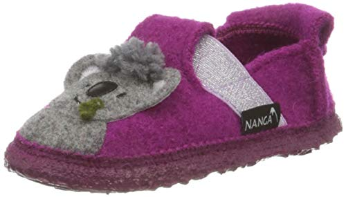 Nanga Girls Koala Babys Slipper, Beere