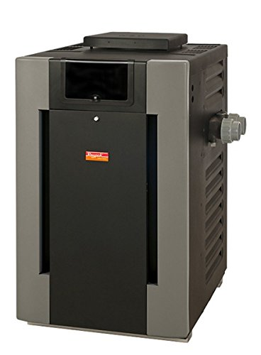 Raypak 014953 Digital with Polymer Headers/Cupro Nickel/Electronic Ignition/Propane P-R406A-EP-X #58 Heater