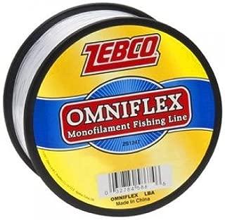 6lb Test Omniflex Monofilament Fishing Line 700 Yards