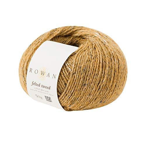 Rowan Z036000-00193 Handstrickgarn, 50% Wolle, Viskose, 25% Alpaka, Cumin, 50 g