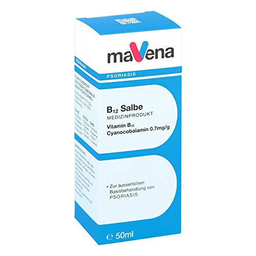 MAVENA B12 Salbe 50 ml