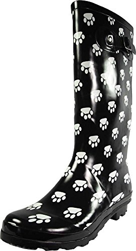 NORTY Women's Hurricane Wellie Rainboots
