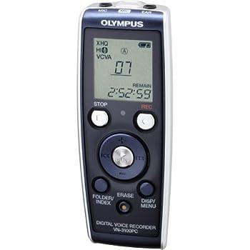 OM Digital Solutions VN3100PC Digital Voice Recorder