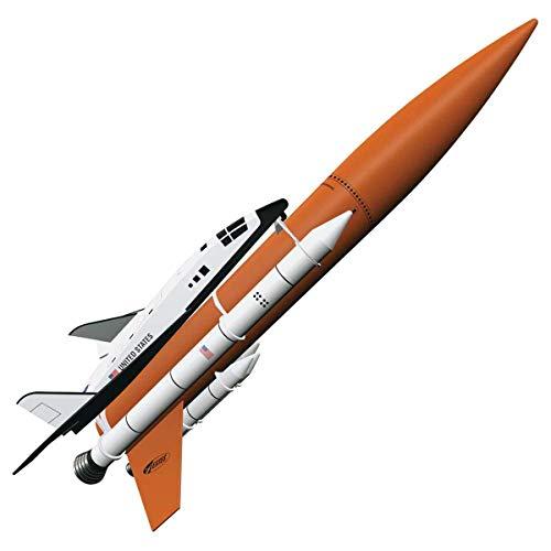 Estes LEPUSHPDJ123 Rockets 7246 Shuttle Model Rocket Kit, Skill Level 5,...