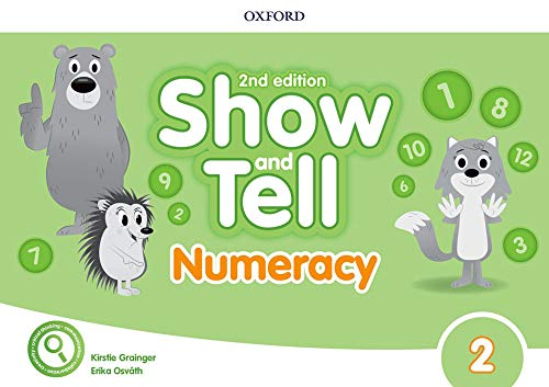 Show and Tell 2 Numeracy Bk - 02 Edition