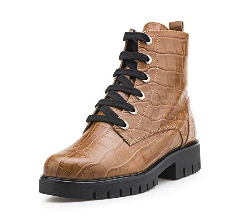 The FLEXX Golden Gate laarsjes Vrouw Cognac 36 EU