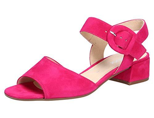 Gabor Damen Sandaletten 21.702.13 pink 623070