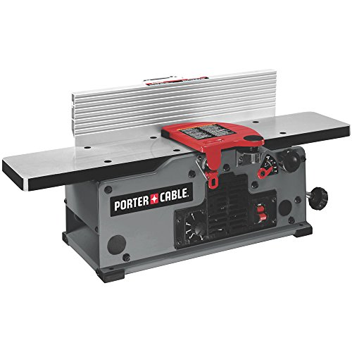 Learn More About PORTER-CABLE PC160JT Variable Speed 6 Jointer
