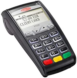 Ingenico iCT220, 16Mb, Dual Comm, EMV , Terminal/Itegrated Printer/Internal PIN Pad/Built-in Smart Card Reader (BASE LOAD NEEDED)