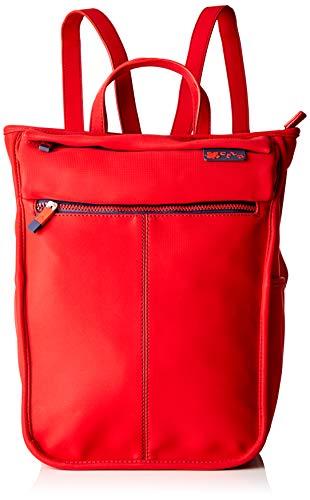 caminatta Marea, Bolsa para portátil para Mujer, (Rojo), 16x37x27 cm (W x H x L)