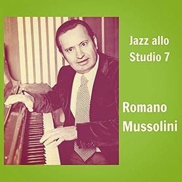 Jazz allo Studio 7
