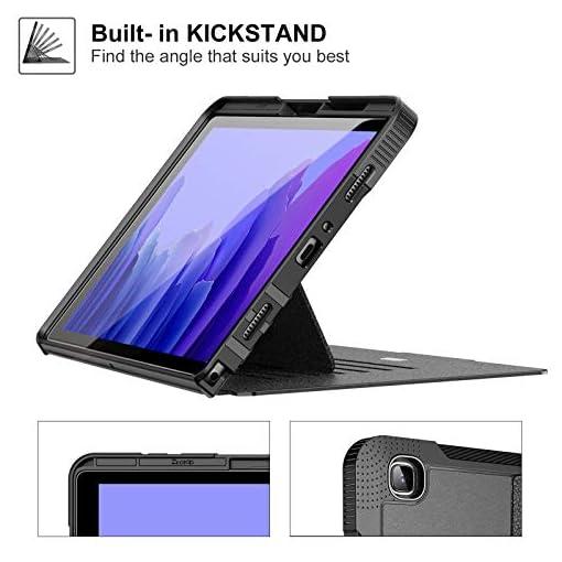 ZtotopCase Funda para Samsung Galaxy Tab A7 de 10,4 Pulgadas 2020, [6 ángulos de Soporte magnético] Funda de protección… 3