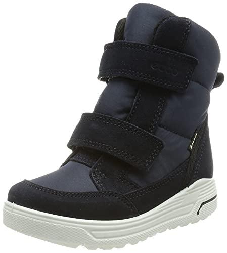 ECCO Urban Snowboarder Fashion Boot, Night Sky/Night Sky, 35 EU