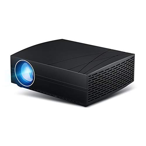 YPJKHM Mini proyector portátil para negocios y hogar,...
