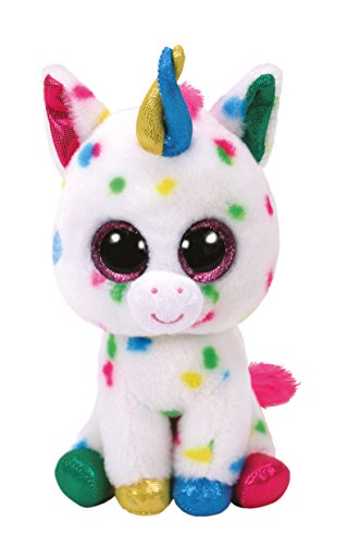 TY Harmonie Peluche unicornio, color multicolor, blanco (United Labels Ibérica 36891TY) , color/modelo surtido
