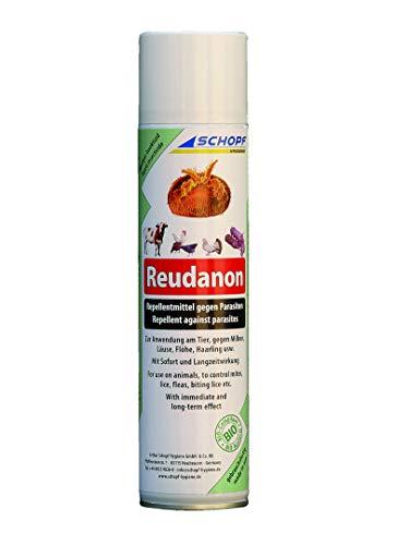 Schopf 301295 Reudanon, gegen Ungeziefer am Tier, 400 ml