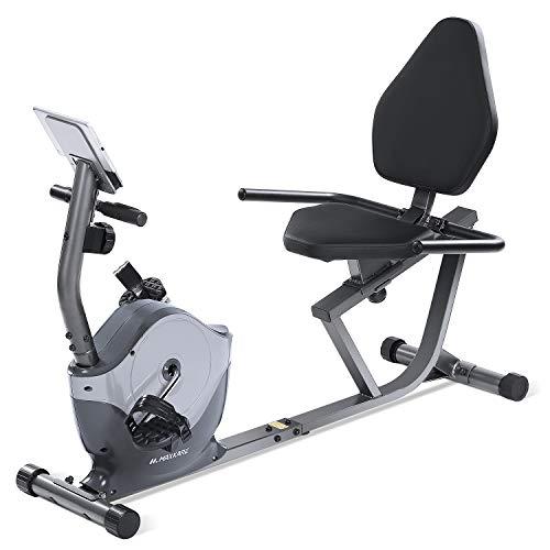 MaxKare Recumbent Exercise Bike Indoor Cycling...