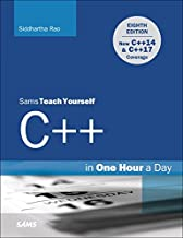 C++ in One Hour a Day, Sams Teach Yourself PDF