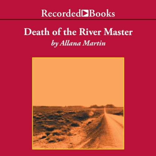 Death of the River Master audiobook cover art