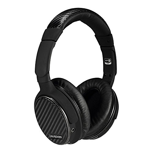 Ausdom M05 Over-Ear Bluetooth Stereo APTX Headphone Wireless Hi-fi...