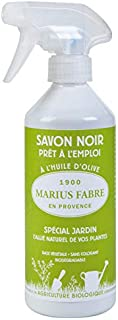 Marius Fabre Black Soap Trigger Spray, Garden 500ml