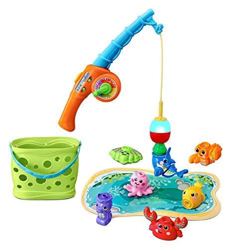 VTech Jiggle and Giggle Fishing Set
