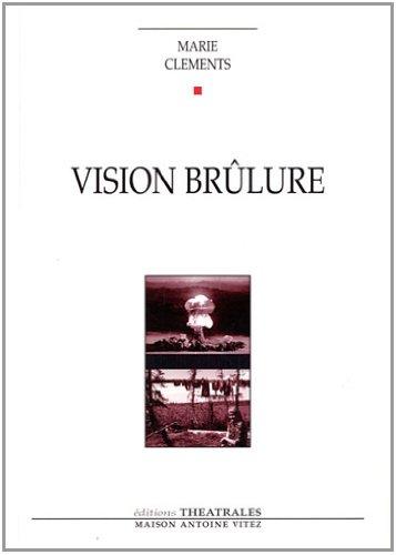 Vision brûlure