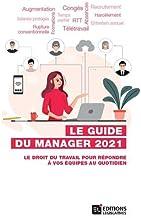 Livres Guide du manager 2021 PDF